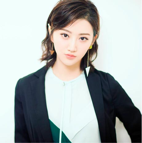 Actress Jing Tian